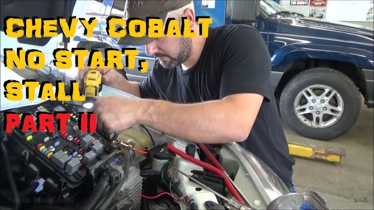 Chevrolet Cobalt - No Crank No Start Stalling - Bizarre Problems Part II