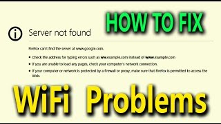 Top Fixes for Common Internet WiFi Connection Problems