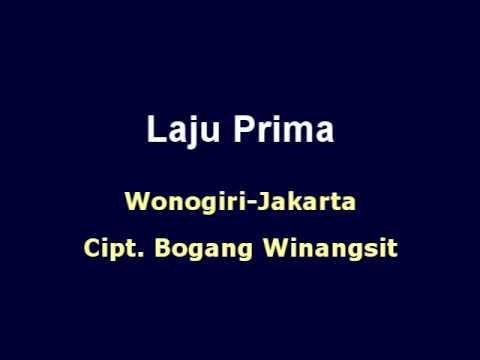 LAJU PRIMA WONOGIRI - JAKARTA