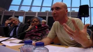 Israeli incitement: EU parliament testimony