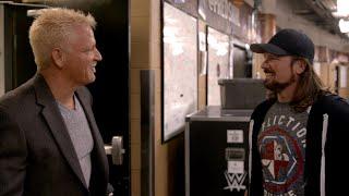 Jeff Jarrett reunites with AJ Styles and other Superstars: WrestleMania Diary