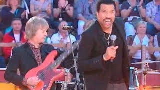 The Overtures with Lionel Richie