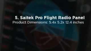 Saitek Pro flight ultimate flight sim bundle
