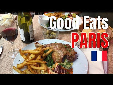 PARIS Eating - Best FRENCH Foods 2018