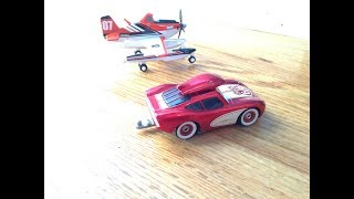 Cars Adventures 7-20-Air versus Land