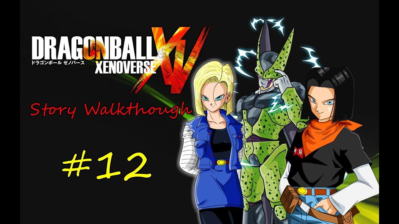 Dragonball Xenoverse Pc Time Patrol Story Walkthough 60fps 12