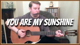 You Are My Sunshine - Guitar/Harmonica