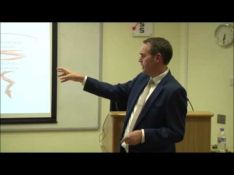 Why is social mobility so low and what can we do about it?  - Dr Lee Elliot Major