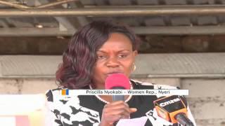 Burial For Mandera Terror Victims Held, Nyeri