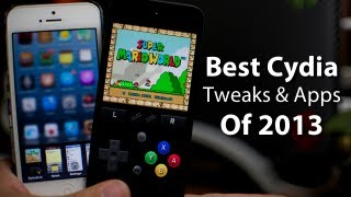 Best Cydia Apps And Tweaks Of 2013 - iOS 6+ iPhone 5/4S/4 iPod Touch 5G/4G