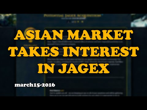 RuneScape News: Jagex Shareholders Take Interest In Chinese Investment Offer