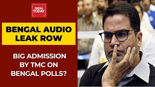 Prashant Kishor's Explosive Audio Leak: Is This Big Admission By TMC On West Bengal Polls?