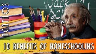 10 Important Advantages Of Homeschooling | Amazing Benefits Of Homeschooling