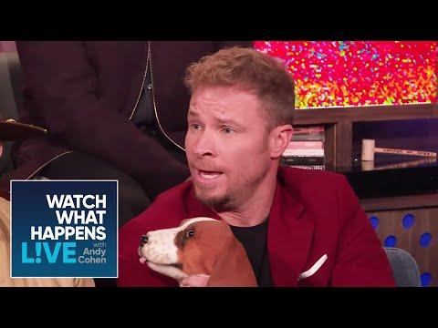 Brian Littrell Gets Honest About NSYNC Vs. Backstreet Boys | WWHL | WWHL