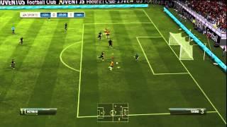 Fifa 12 ultimate team : Neymar Scorpion Kick