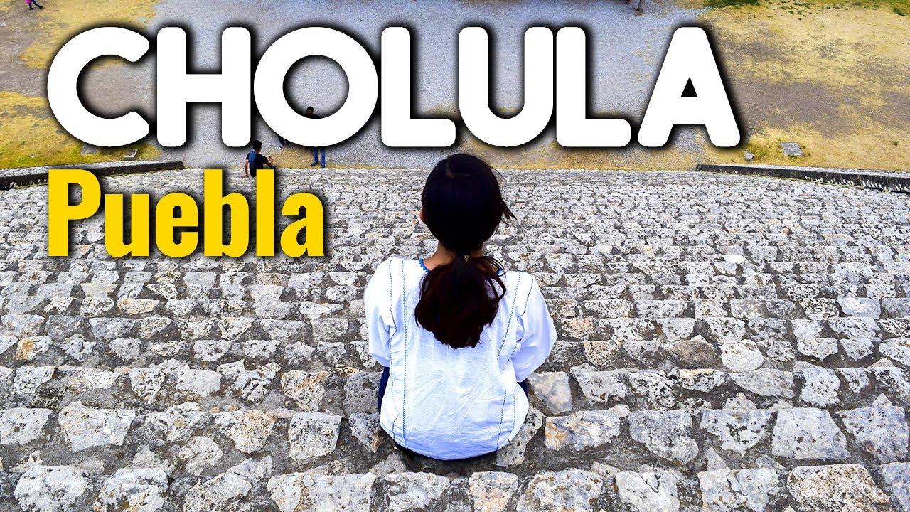 CHOLULA || Qué Lugares visitar en este Pueblo Mágico