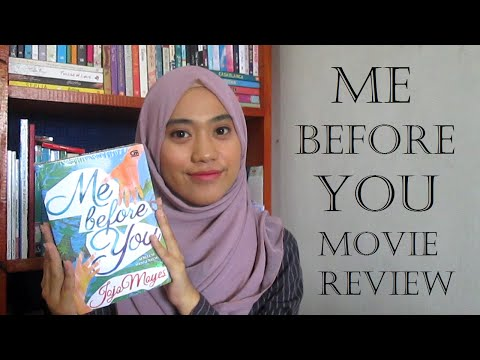 Me Before You - Movie Review #5   Booktube Indonesia