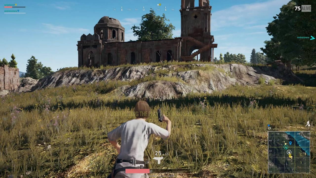 Playerunknown S Battlegrounds Pubg Gameplay Pc Hd: PLAYERUNKNOWN'S BATTLEGROUND Gameplay PC 1080p 2 Play With