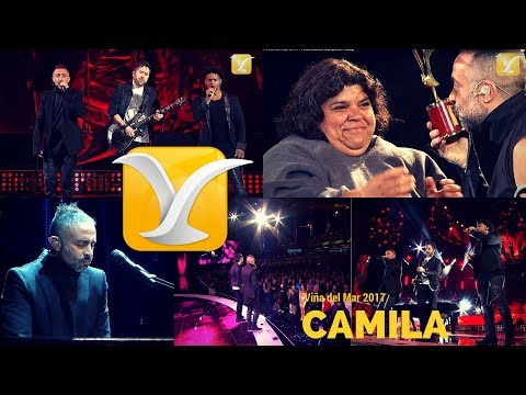 Camila - Festival de Viña del Mar 2017 - Presentación Completa 1080p