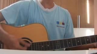 Kai Đinh | Tháng Năm Rực Rỡ - Guitar Cover | Kee Tam Hoàng