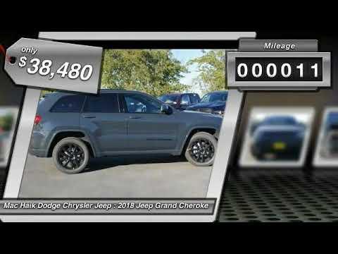 2018 Jeep Grand Cherokee Austin JC193252 - YouTube