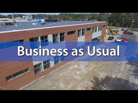 """Business as Usual """"A Wing"""""""