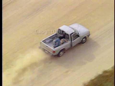Wild High Speed Chase