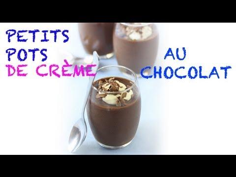 Crème au chocolat sans sucre de Perla