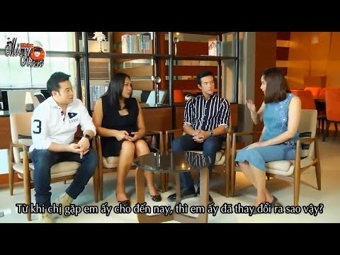 (Vietsub) Talkshow GANG - Khách Mời James Ma & P'Aar   MómHouse - JMaVNFC