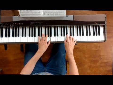 Holiday In Paris - Gillock ABRSM 2019-2020 Piano Grade 4