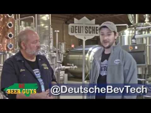 NCBeerBuzz - Deutsche Beverage Technology, Charlotte