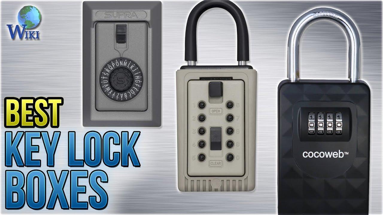 10 Best Key Lock Boxes 2018