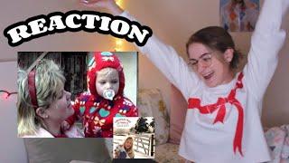 Taylor Swift - Christmas Tree Farm REACTION! Video