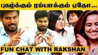 Exclusive Interview With Rakshan..!   KKK   Ramya   Pugazh - 27-02-2020 Tamil Cinema News