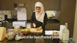 Ibn Sina  - Snippet of a Practical Lesson (AMLA OIL)