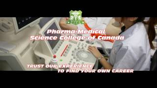 Pharma-medical Science College of Canada - Ultrasound video - Echocardiography