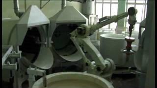 Литейное производство на НПЦ газотурбостроения Салют(Ролик о литейном производстве на ФГУП
