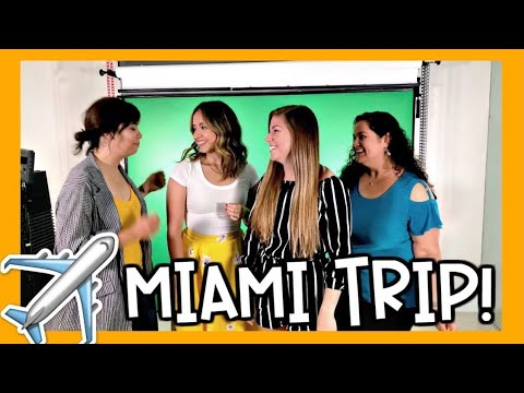 MIAMI TRIP! | Teacher Vlog ep. 41
