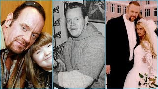 The Undertaker (Mark William Calaway) - Rare Photos | Childhood | Family | Lifestyle