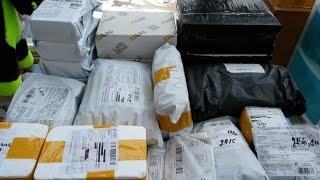 Распаковка с AliExpress Unboxing пятая в ноябре 2016 (большая распаковка)