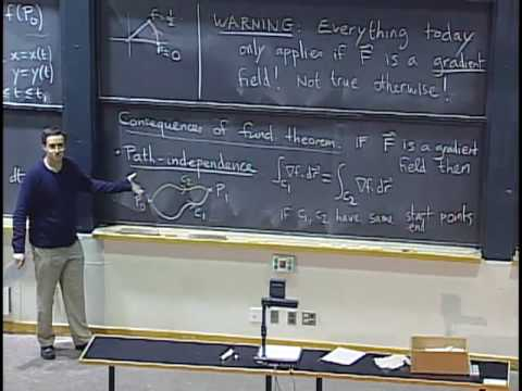 Lec 20   MIT 18.02 Multivariable Calculus, Fall 2007