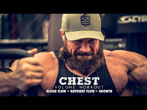 Download Youtube: Chest Volume Workout | Seth Sets & Blood Flow