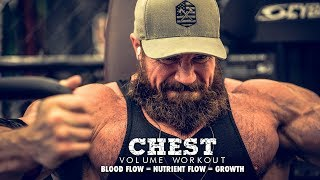 Chest Volume Workout | Seth Sets & Blood Flow