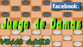 Juego de Damas Juego Gratis Facebook y PC