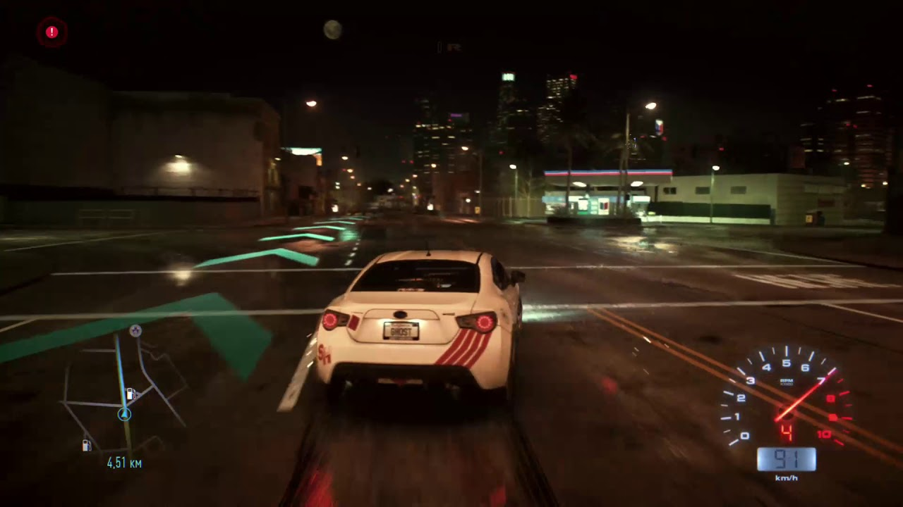 Need for speed 2015 gameplay / running on xbox one x youtube.