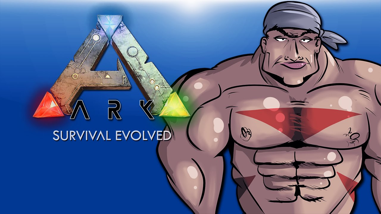 Ark Survival Evolved EP .1 (Freaks and Dinosaurs!)