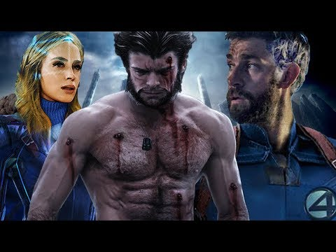 X-Men & Fantastic 4 In MCU VERY SOON! -  Kevin Feige Gives TIMELINE