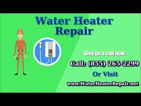 Commercial Water Heater Service in Mckinney