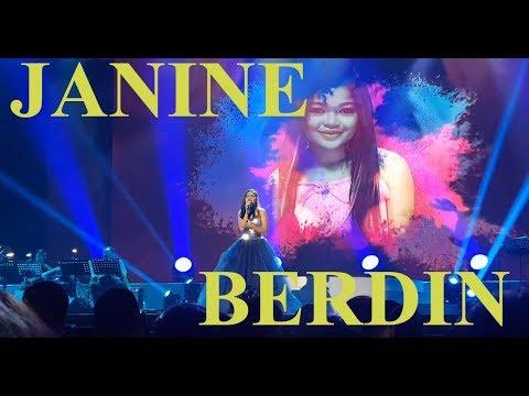 JANINE BERDIN SINGS BIYAYA AND TRUE COLORS | TNT ALL-STAR SHOWDOWN PART 2