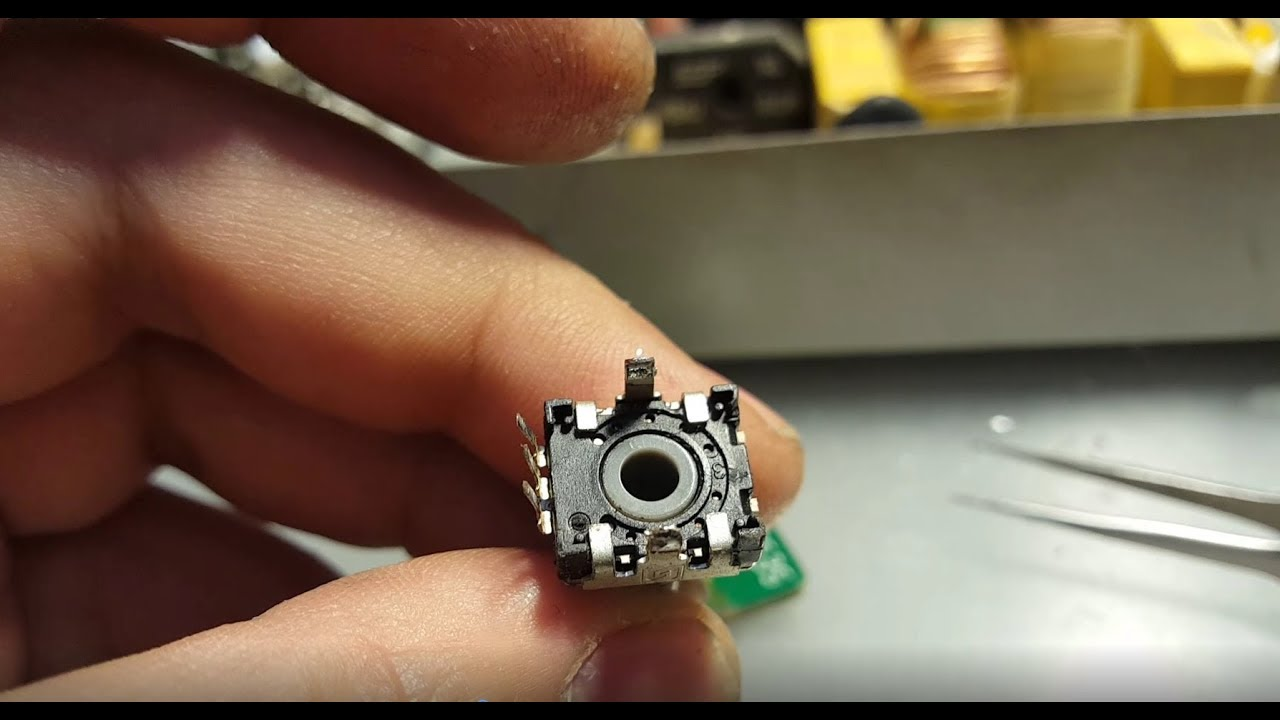 PHILIPS HTR5000/01 av receiver system, repair volume control